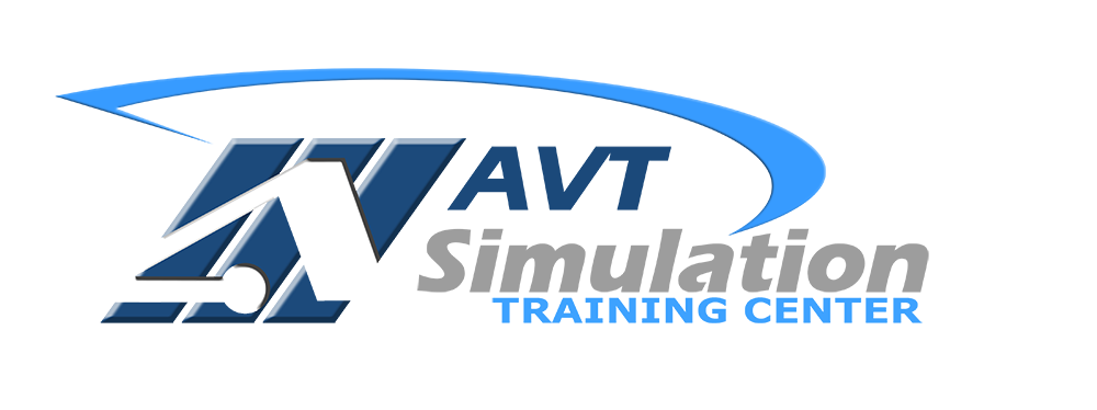 AVT Simulation Training Center Logo